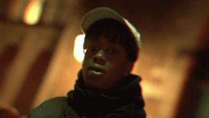 bokoedro in een videoclip