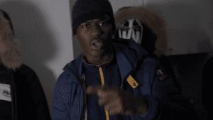 knaller in een videoclip