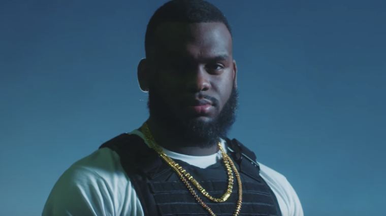 jordymone9 in een videoclip