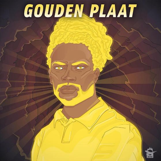 album jaiirzinho gouden plaat