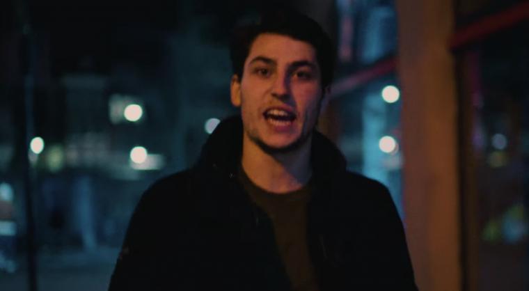 jantje in een videoclip