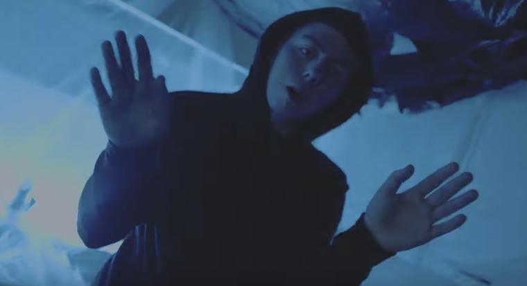 jack in een videoclip