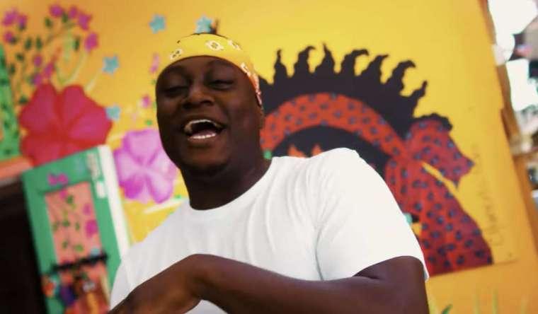 hansie in een videoclip