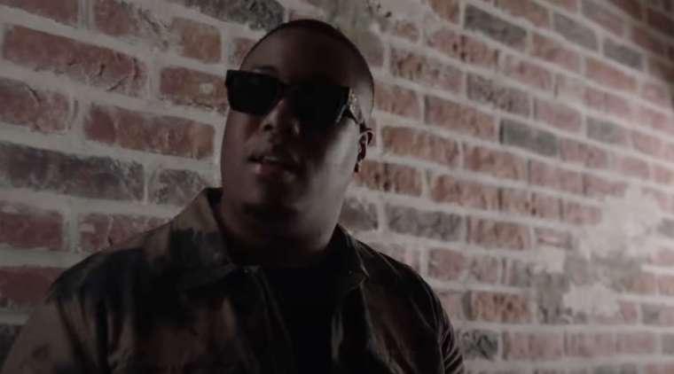 architrackz in een videoclip