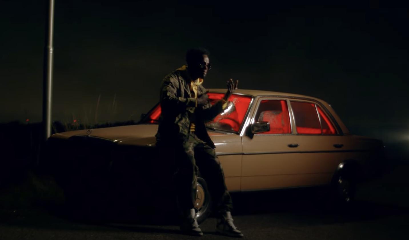 zefanio in een videoclip