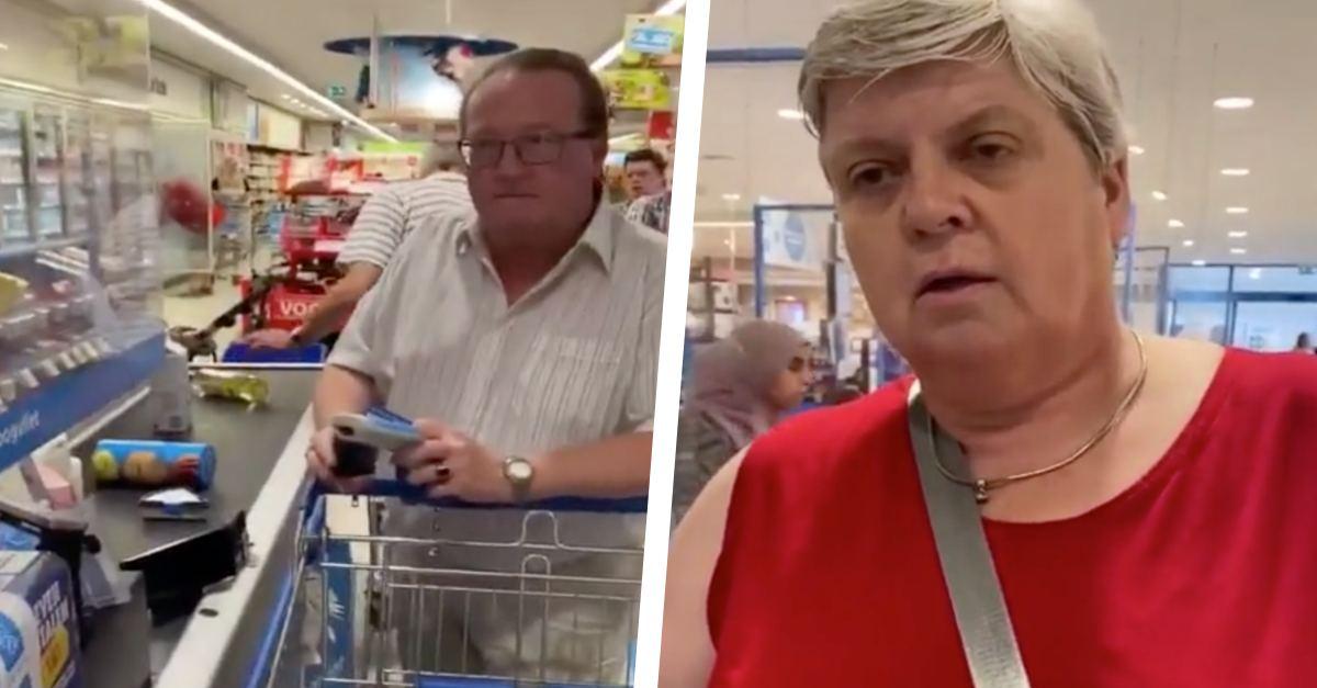 karen supermarkt