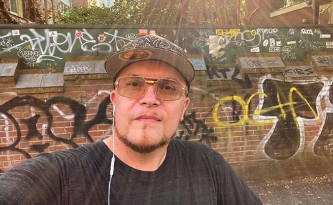 rapper brainpower op instagram